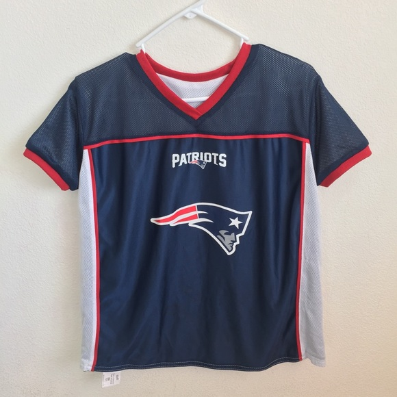 kids patriots shirt
